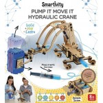 Pump It, Move It Hydraulic Crane STEAM - Smartivity NEW