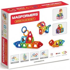 Magformers Basic Plus 30 pc with inner circle