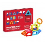 Magformers Shapes & More 20 pc Tin Box Set