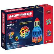 Magformers Magnetic Construction - 50 pce Set - Catalogue Exclusive