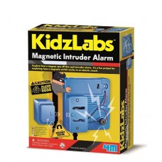 Magnetic Intruder Alarm - Kidzlabs - 4M