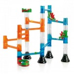 Marble Run - Transparent 40pc  - Quercetti