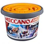 Meccano Junior 150 pce Bucket - Open Ended Construction