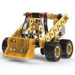 Meccano - Bulldozer - Construction
