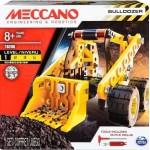 Meccano - Bulldozer - Construction