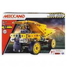 Meccano - Dump Truck - Construction
