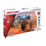 Meccano 15 Model Set - ATV - Construction