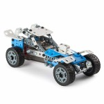 Meccano 10 Models - Rally Racer Set - Construction