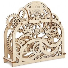 Mechanical Theatre 3D Model - Ugears
