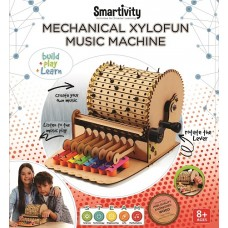 Mechanical Musical Xylofun Music Machine STEAM - Smartivity NEW