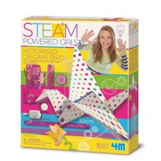 Origami Robot  - STEAM Powered Girls - 4M  NEW