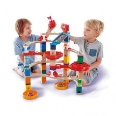 Quadrilla Super Spiral Set 129 pieces - Hape