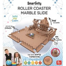 Roller Coaster Marble Slide STEAM - Smartivity NEW