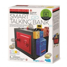Smart Talking Bank - Logiblocs - 4M Science