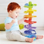 Spiral Tower Marble Run - Quercetti