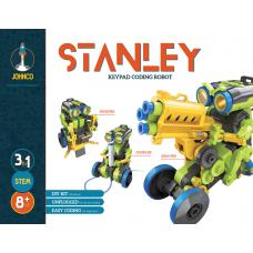 Stanley - 3 in 1 Coding Robot