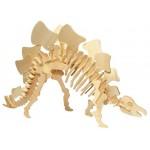 Dinosaur Balsa Kit Small - Stegosaurus