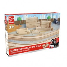 Train - Super Expansion Rail Track Building Set - Hape Toys *