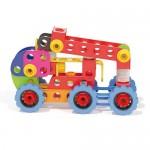 Tecno Tool Box Jumbo - Construction Set - Quercetti