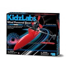 Wind Powered Racer - Kidslabz - 4M