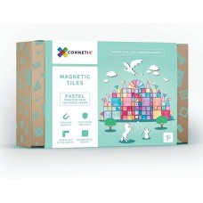 Connetix PASTEL Creative Pack - Magnetic Construction - 120 pc Set  SOLD OUT! PRE-ORDER to secure stock at the discount