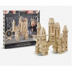Castle Wooden Blocks 75pc - FAO Schwarz