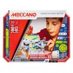 Meccano - 5 Model - Motorised Movers Set - Construction