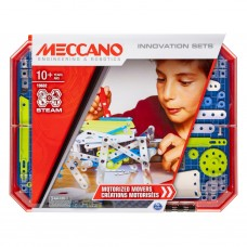 Meccano - 5 Model - Motorised Movers Set - Construction