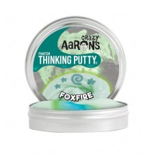 "Crazy Aaron's Thinking Putty - 4"" Tin - Fire Fox"