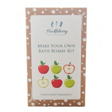 Make Your Own Bath Bomb Kit - Toffee Apple - Huckleberry