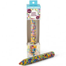 Crayons - Giant Crazy Crayon - Bright - Kid Made Modern