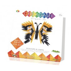Creagami Origami Kit - Butterfly XSML  NEW