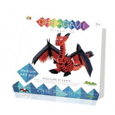 Creagami Origami Kit - Dragon  MED  NEW