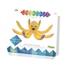 Creagami Origami Kit - Octopus LGE NEW