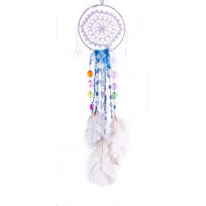 Make Your Own Dream Catcher - Blue - Huckleberry