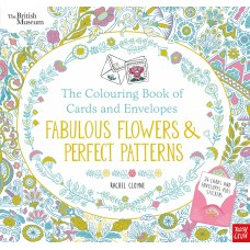 Fabulous Flowers and Perfect Patterns - Colouring In Cards & Envelopes