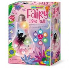Fairy Light Bulb - Kidzmaker - 4M