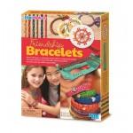 Friendship Bracelets Craft Kit - 4M Craft