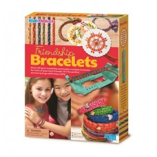 Friendship Bracelets Craft Kit - 4M Craft