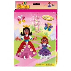 Hama Beads Princess Box