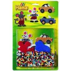 Hama Bead Kit - Cars