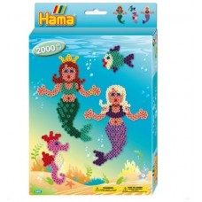 Hama Beads Mermaids Box