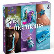I Love Mermaids Kit - Ann Williams Group Craft-Tastic