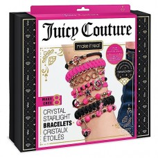 Crystal Starlight Bracelet Kit with Swarovski Crystals Charms - Juicy Couture