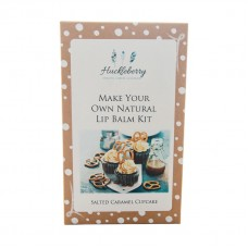 Make Your Own Lip Balm Kit - Salted Caramel Cupcake - Huckleberry