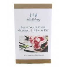 Make Your Own Lip Balm Kit - Huckleberry