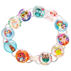 Make Your Own Bracelet Kit - Hoot Hoot Owls - Huckleberry