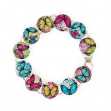 Make Your Own Bracelet Kit - Butterflies - Huckleberry