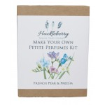 Make Your Own Petite Perfume Kit - French Pear and Freesia - Huckleberry