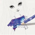 Mini Creative Pads - Isadora - Nebulous Stars